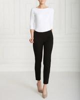 blackGallery Side Zip Trousers