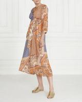 printGallery Patchwork Dress