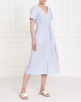 blueGallery Stripe Dress