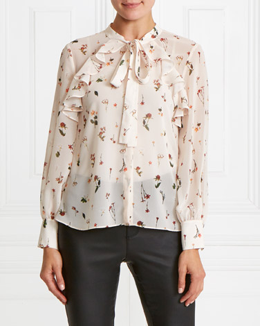 61ee16761384a blush Gallery Unearth Blouse