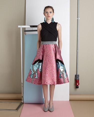 17469b32b0f66 multi Joanne Hynes Carousel Dress