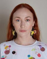 multiJoanne Hynes Tiger Lady Earrings