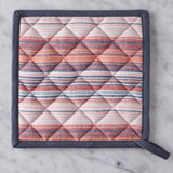 multi Helen James Considered Striped Potholder