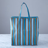 multi Helen James Considered Stripe Carry Bag