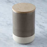 greyHelen James Considerd Brook Tall Storage Container