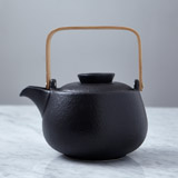 black Helen James Considered Zen Teapot