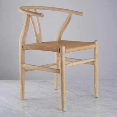 brownHelen James Considered Tribeca Chair