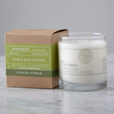 lime Helen James Considered Two Wick Candle