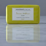 green Helen James Considered Lemon Verbena Soap Bar