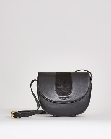 e0347de04cfa1 black Paul Costelloe Living Studio Crossbody Shoulder Bag