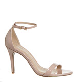 nude One Band Sandals