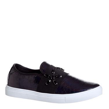 blackJewel Slip-On Shoes