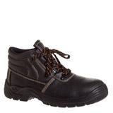 blackSteel Toe Cap Work Boots