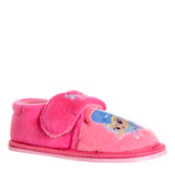 pink Younger Girls Shimmer And Shine Slippers