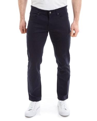 Five Pocket Slim Twill Trousers