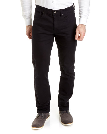 Five Pocket Twill Trousers
