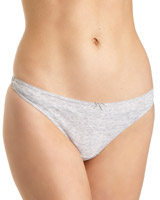 multiCotton Thongs - Pack Of 3