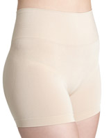 nude Medium Control Seamfree Shorts