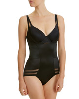 black Super Sculpt WYOB Body - Firm Control