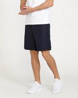 navyMicrofibre Shorts