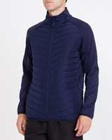 dark-navy Hybrid Jacket