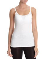 ivory Thermal Camisole