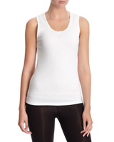 ivory Thermal Vest