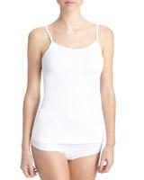 whiteSlinky Vest