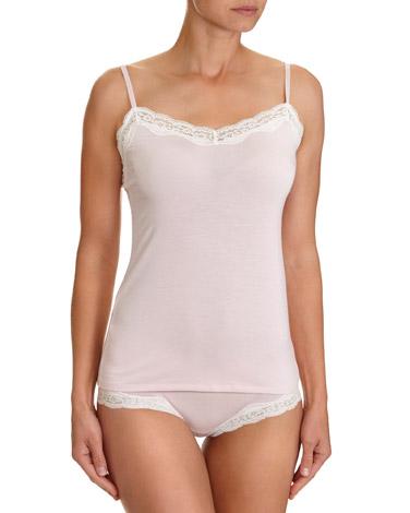 blushModal Lace Vest