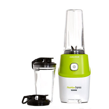 Electrical Appliances White Morphy Richards Nutrition Express