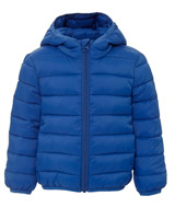 denim Toddler Superlight Hooded Jacket