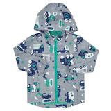 greyToddler Printed Rain Jacket