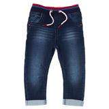 blueToddler Rib Waist Denim Jeans