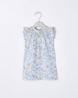 blue Leigh Tucker Willow Florrie Romper