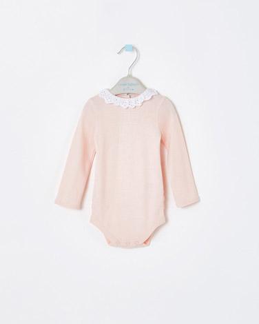 f76438a26db7 pink Leigh Tucker Willow Ora Bodysuit