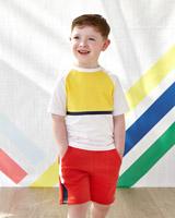 whiteLeigh Tucker Willow Prensley Panel T-Shirt
