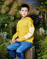 ochre Leigh Tucker Willow Raven Hoodie