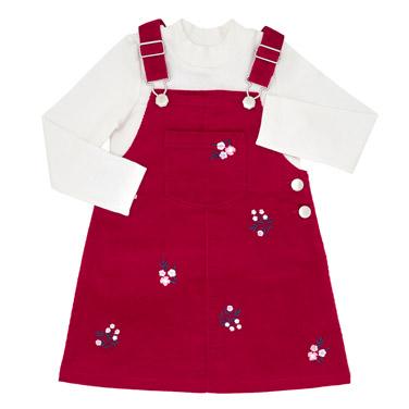 019e7f1a7d7 Toddler Cord Pinny Set