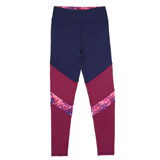 berry Girls Panel Print Leggings (4-14 years)