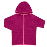 berry Girls Marl Hoodie (4-14 years)