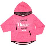 hot-pinkGirls Slogan Sweater (4-14 years)