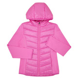 pink Girls Hooded Jacket (5-14 years)