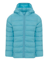 aqua Girls Superlight Hooded Jacket (3-14 years)