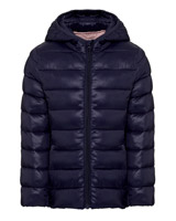 navy Superlight Hooded Jacket (3-14 years)
