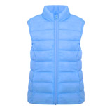 blue Girls Superlight Gilet (3-14 years)