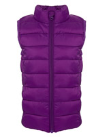 purple Superlight Gilet (3-14 years)