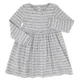 greyGirls Snit Check Dress (3-10 years)