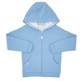 blueGirls Zip Faux Fur Hoodie (3-10 years)