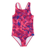 berryGirls Print Sporty Swimsuit (4-14 years)