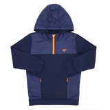 navy Boys Half Zip Hoodie (4-14 years)